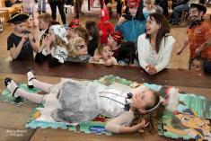 Dětstký karneval 2017